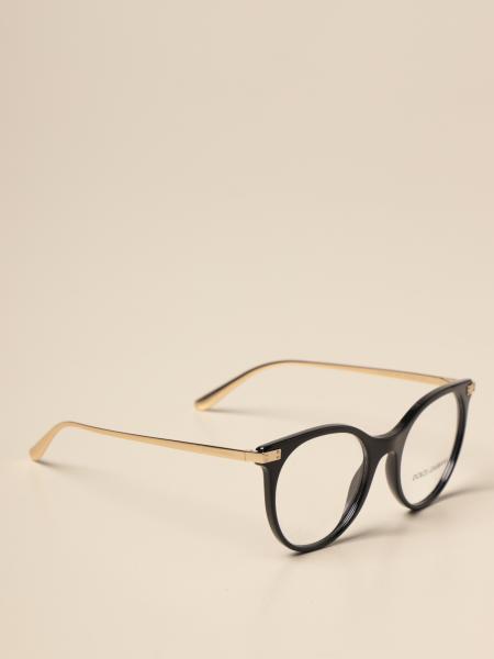 Dolce & Gabbana women: Dolce & Gabbana acetate eyeglasses
