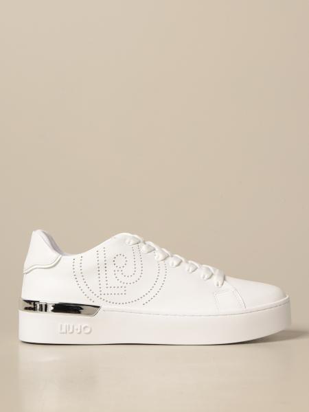 Liu Jo sneakers in synthetic leather