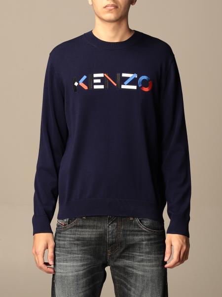 Kenzo: Pull homme Kenzo