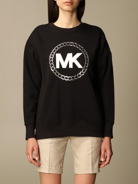 Felpa a girocollo Michael Michael Kors con logo MK