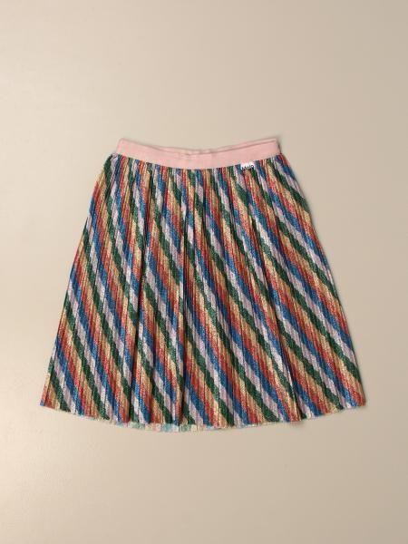 Wide Molo knit skirt