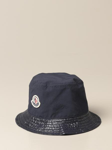 Moncler fisherman hat with logo