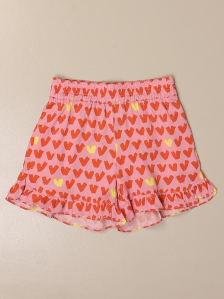 Pantalons courts enfant Stella Mccartney