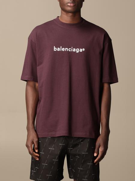 Balenciaga: T-shirt homme Balenciaga