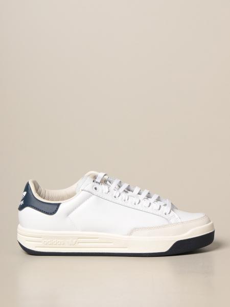 Rod Laver Adidas Originals leather sneakers