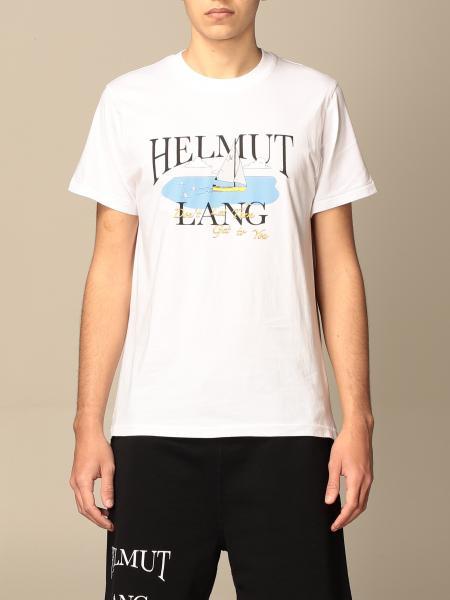 Helmut Lang: Футболка Мужское Helmut Lang