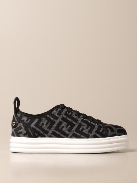Fendi women: Sneakers women Fendi