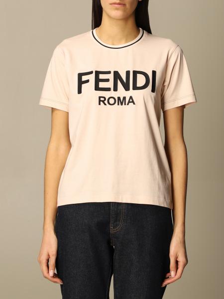Fendi women: T-shirt women Fendi