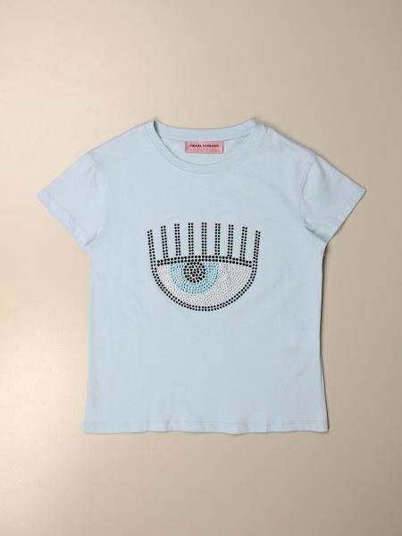 Chiara Ferragni Collection: Camisetas niños Chiara Ferragni