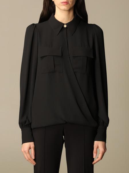 Elisabetta Franchi ЖЕНСКОЕ: Рубашка Женское Elisabetta Franchi