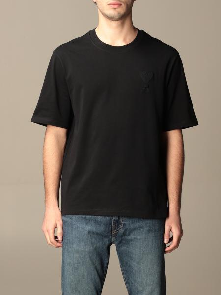 Ami Alexandre Mattiussi: T-shirt Ami Alexandre Mattiussi in cotone con logo