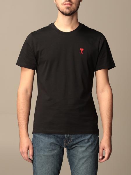 Ami Alexandre Mattiussi: T-shirt Ami Alexandre Mattiussi con mini logo