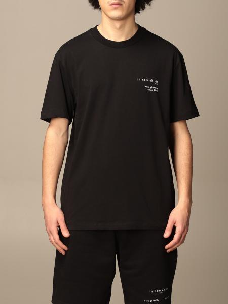 Ih Nom Uh Nit: T-shirt Ih Nom Uh Nit in cotone con stampa posteriore