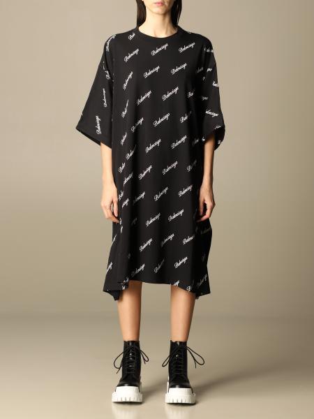 Kleid damen Balenciaga