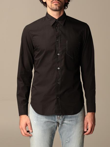 Maison Margiela shirt with sewn patch pocket