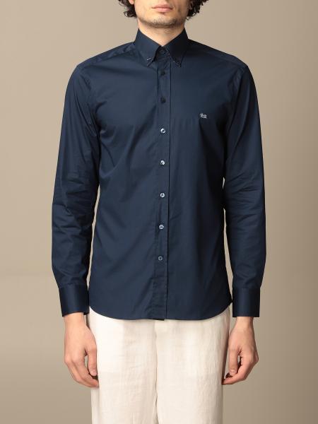 Etro poplin shirt