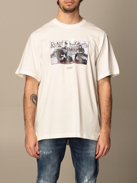 T-shirt herren Throwback