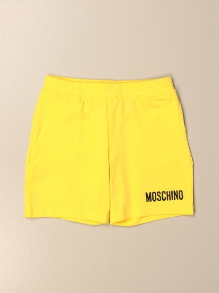Pantaloncino jogging Moschino Baby con logo