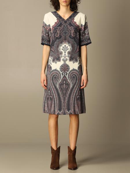 Etro: Vestido mujer Etro