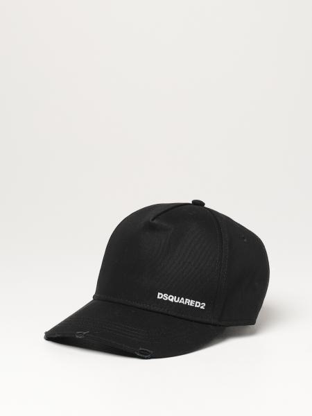 Cappello da baseball Dsquared2 con logo