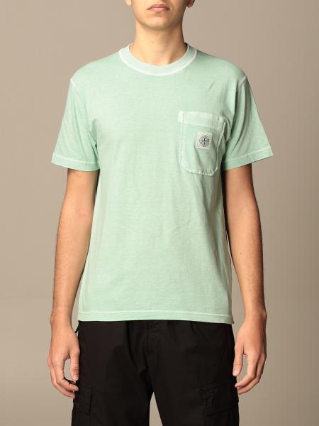 T-shirt herren Stone Island