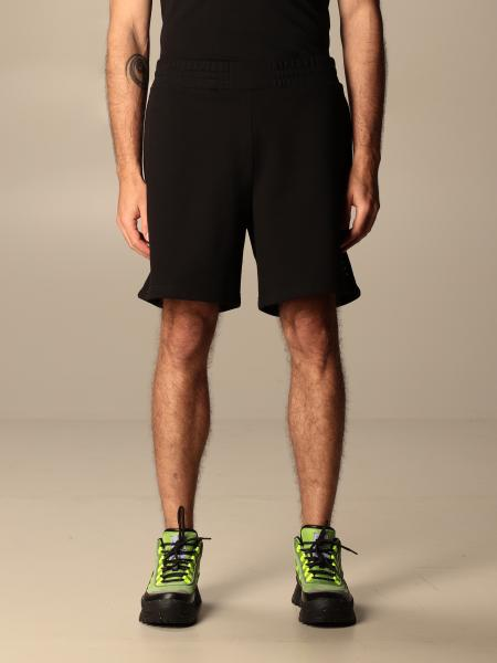 Mcq: Pantaloncino jogging Ic-0 by McQ in cotone con logo