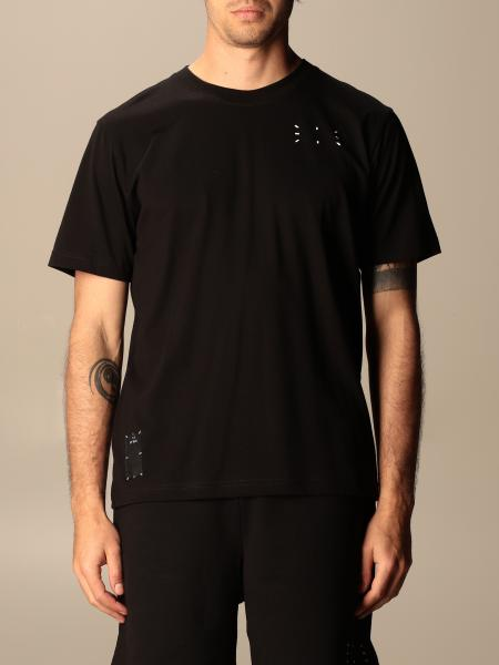 Mcq: T-shirt Ic-0 by McQ in cotone con logo