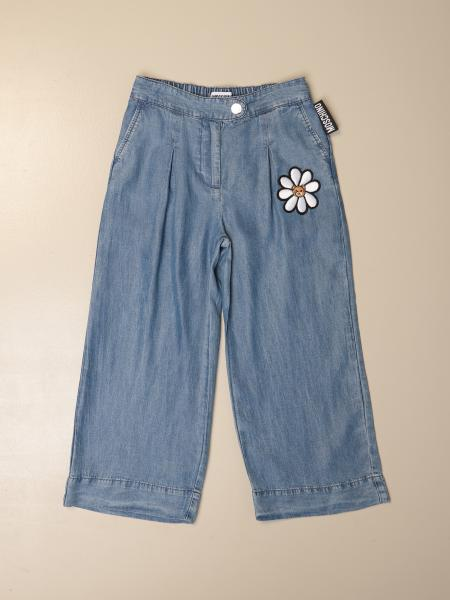 Pantalon enfant Moschino Kid