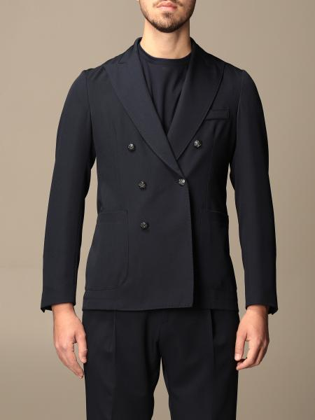 Alessandro Dell'acqua men: Alessandro Dell'acqua double-breasted jacket