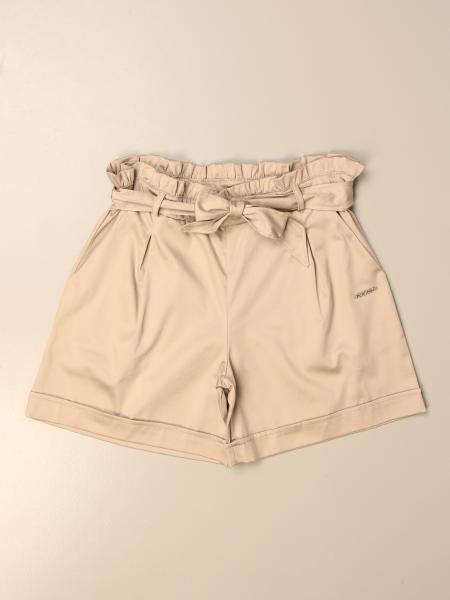 Pantalons courts enfant Pinko