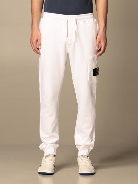 Stone Island jogging trousers in cotton