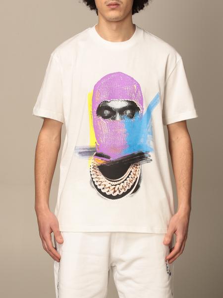 Ih Nom Uh Nit: T-shirt Ih Nom Uh Nit in cotone con stampa