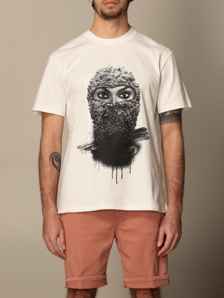 Ih Nom Uh Nit: T-shirt Ih Nom Uh Nit con stampa frontale