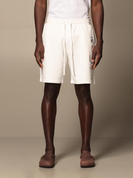 Ih Nom Uh Nit: Pantaloncino jogging Ih Nom Uh Nit in cotone con logo