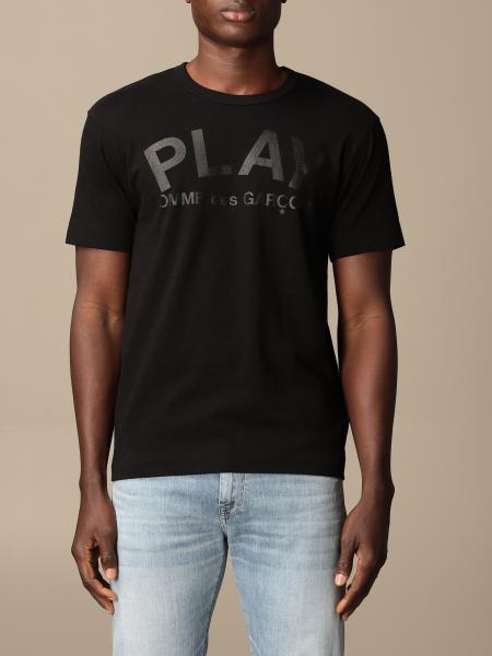 Comme Des Garçon Play: T-shirt Comme Des Garçons Play
