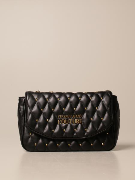 Borsa a tracolla Versace Jeans Couture in pelle matelassé