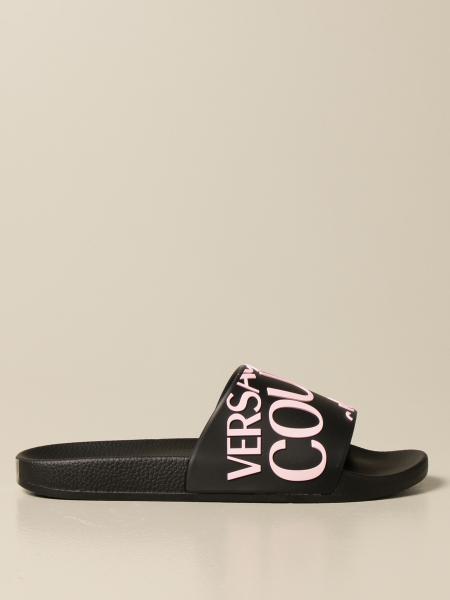 Flache sandalen damen Versace Jeans Couture