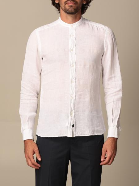 Fay men: Fay linen shirt