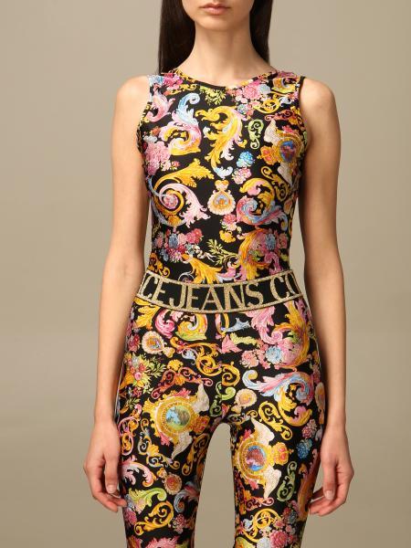 Body damen Versace Jeans Couture