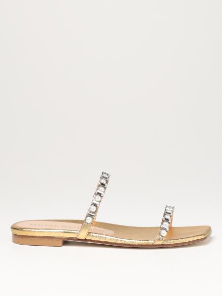 Flache sandalen damen Stuart Weitzman