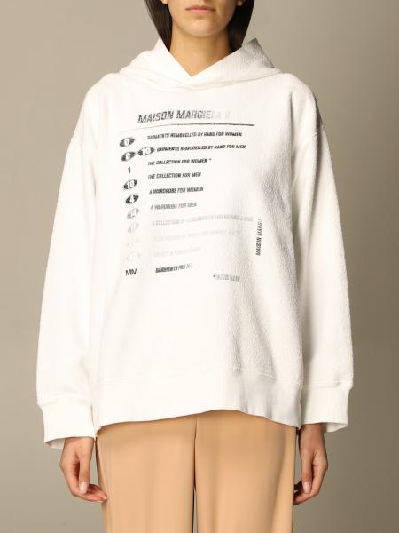 Maison Margiela: Sweat-shirt femme Mm6 Maison Margiela