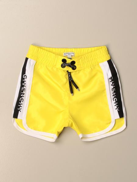 Costume a boxer Givenchy con bande logate