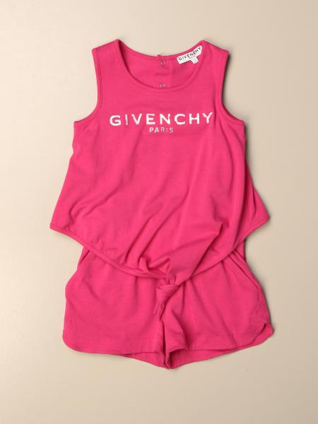 Givenchy: Kleid kinder Givenchy