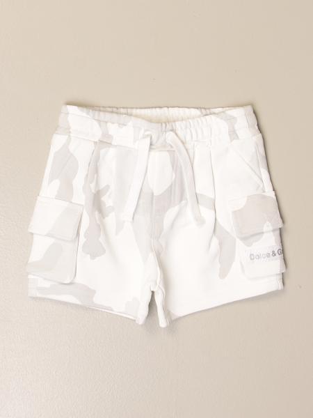 Dolce & Gabbana printed jogging shorts