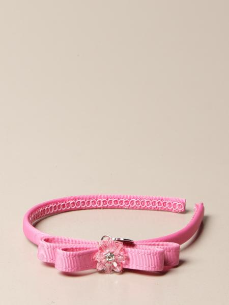 Monnalisa headband with bows