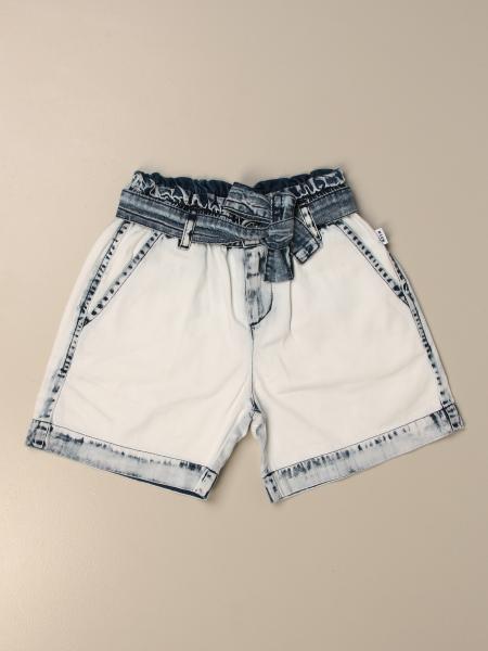 Pantalons courts enfant Msgm Kids