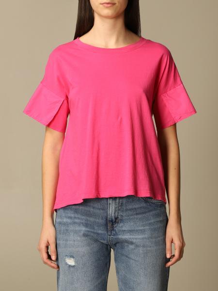 Roberto Collina: Camiseta mujer Roberto Collina