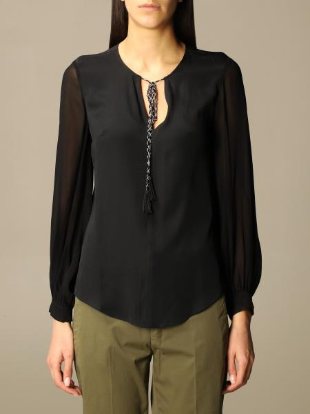 Dondup shirt with tassels