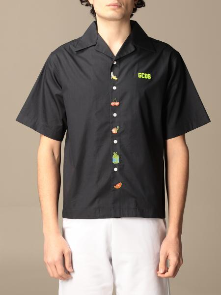 Rick and Morty Gcds Wear shirt with short sleeves