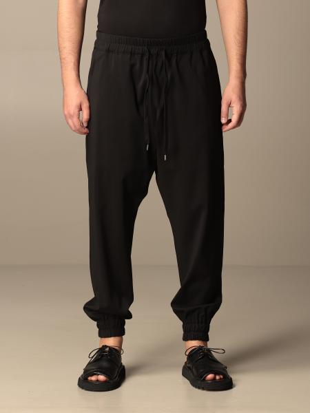N° 21: N ° 21 jogging trousers with low crotch